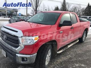 Used 2015 Toyota Tundra Sr5 Double-Cab 5.7l for sale in St-Hubert, QC