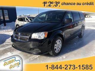 Used 2014 Dodge Grand Caravan Familiale 4 portes SXT for sale in St-Agapit, QC