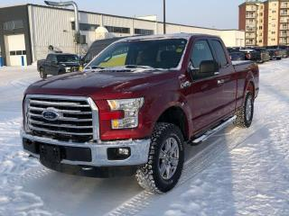 Used 2015 Ford F-150 XLT for sale in Winnipeg, MB