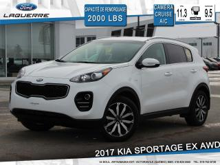 Used 2017 Kia Sportage Ex 4x4 Camera for sale in Victoriaville, QC