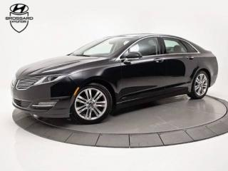 Used 2015 Lincoln MKZ Cuir T.ouvrant Gps for sale in Brossard, QC
