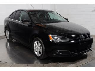 Used 2013 Volkswagen Jetta COMFORTLINE TDI TOIT for sale in St-Hubert, QC
