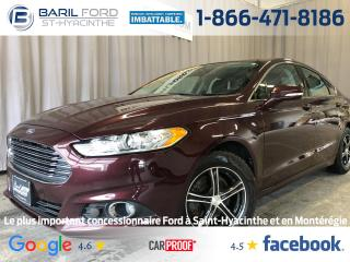Used 2013 Ford Fusion SE FWD | GPS for sale in St-Hyacinthe, QC