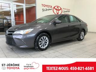 Used 2015 Toyota Camry LE for sale in Mirabel, QC