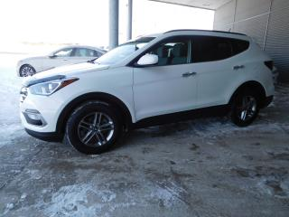 Used 2018 Hyundai Santa Fe Sport Base,camera,a/c,crui for sale in Mirabel, QC