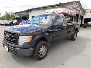 Used 2014 Ford F-150 Xl, 4x4, V6, A/c 3.7L for sale in Sherbrooke, QC