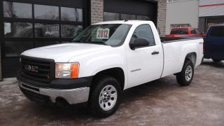 Used 2012 GMC Sierra 1500 Boite 8 Pieds, 4x4 for sale in Sherbrooke, QC