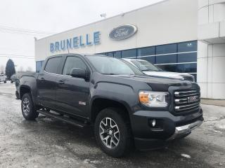 Used 2016 GMC Canyon SLE All Terrain for sale in St-Eustache, QC