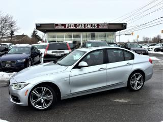 Used 2016 BMW 3 Series 328i xDrive|NAVI|MOONROOF|ACCIDENTFREE| for sale in Mississauga, ON