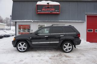Used 2008 Jeep Grand Cherokee Overland 3.0l Diesel for sale in Lévis, QC