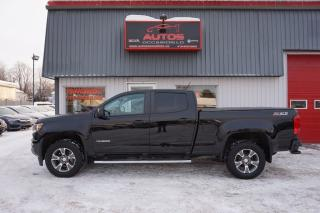 Used 2015 Chevrolet Colorado Z71 OFF ROAD 4X4 for sale in Lévis, QC
