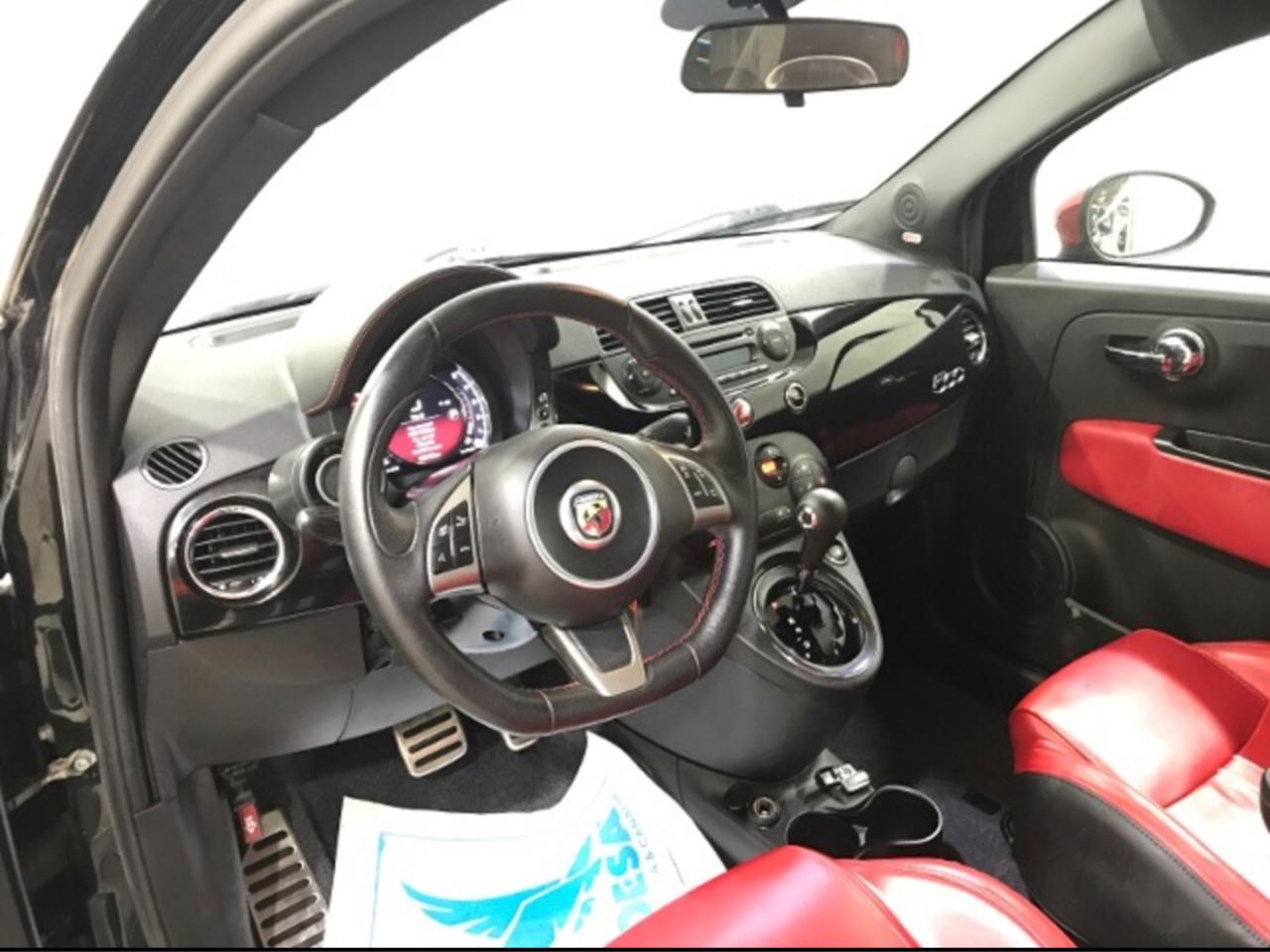 2015 Fiat 500 Abarth 500 SCORPION EDITION