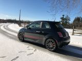 2015 Fiat 500 Abarth 500 SCORPION EDITION