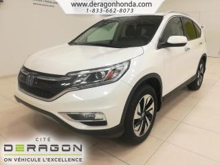 Used 2015 Honda CR-V AWD for sale in Cowansville, QC