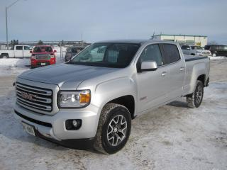 Used 2017 GMC Canyon 4WD SLE for sale in Thunder Bay, ON