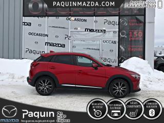 Used 2016 Mazda CX-3 GT for sale in Rouyn-Noranda, QC