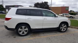 Used 2011 Toyota Highlander Limited/Navi/ Backup Camera/7 Pass/No Accidents for sale in Burlington, ON