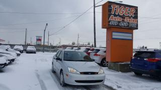 Used 2002 Ford Focus SE**AUTO**ONLY 81,000 KMS**AS IS SPECIAL for sale in London, ON