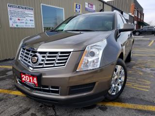 Used 2014 Cadillac SRX Luxury-NAVIGATION-PAN ROOF-REVERSE CAMERA-BLUETOOT for sale in Tilbury, ON