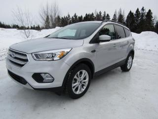 Used 2017 Ford Escape 4 portes SE, Traction intégrale for sale in Thetford Mines, QC