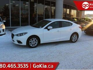 Used 2015 Mazda MAZDA3 GS; PUSH START, NAV, BACKUP CAM, A/C AND MORE for sale in Edmonton, AB