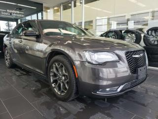 Used 2017 Chrysler 300 S, HEATED SEATS, REAR VIEW CAMERA, ACCIDENT FREE for sale in Edmonton, AB