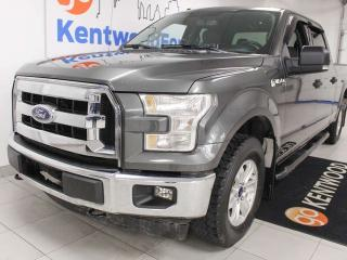 Used 2017 Ford F-150 XLT 4x4 with power seats and tow pkg for sale in Edmonton, AB