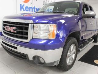 Used 2011 GMC Sierra 1500 SLE Z71 4x4 with a power drivers seat for sale in Edmonton, AB