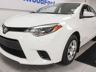 Used 2016 Toyota Corolla for sale in Edmonton, AB