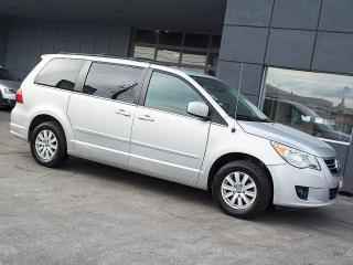 Used 2009 Volkswagen Routan HIGHLINE|NAVI|REARCAM|DUAL DVD|SUNROOF|LEATHER for sale in Toronto, ON