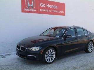 Used 2017 BMW 3 Series 320i xDrive, Navigation for sale in Edmonton, AB