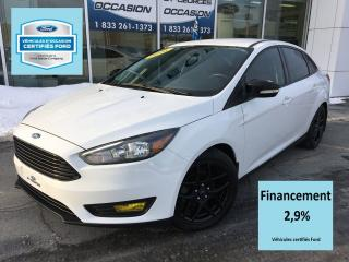 Used 2016 Ford Focus Se Cert. for sale in St-Georges, QC