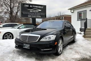 Used 2010 Mercedes-Benz S400 S 400 hybrid NAVI BACK-UP CAM NO ACCIDENT for sale in Mississauga, ON