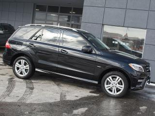 Used 2012 Mercedes-Benz ML 350 NAVI|REARCAM|PANOROOF for sale in Toronto, ON