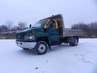 Used 2004 GMC 4500 LANDSCAPE TRUCK for sale in Brantford, ON