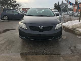 Used 2009 Toyota Corolla SHIPPERS SPECIAL,303KM,AUTO,$4400, for sale in Toronto, ON