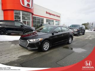 Used 2017 Hyundai Elantra LE - INSANELY LOW KMs AND AMAZING PRICE for sale in Bridgewater, NS