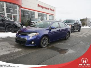 Used 2014 Toyota Corolla S for sale in Bridgewater, NS