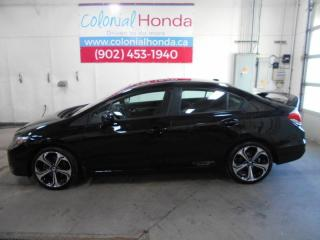 Used 2015 Honda Civic SI for sale in Halifax, NS