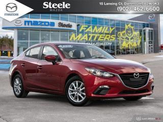 Used 2016 Mazda MAZDA3 GS  (Unlimited KM Warranty) for sale in Dartmouth, NS