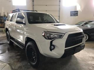 Used 2019 Toyota 4Runner OFF-ROAD PRO TRD for sale in North York, ON