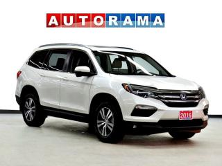 Used 2016 Honda Pilot EX-L LEATHER SUNROOF AWD 7PASS BACK UP CAMERA for sale in Toronto, ON