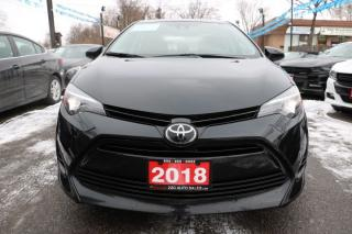 Used 2018 Toyota Corolla LE Accident Free for sale in Brampton, ON