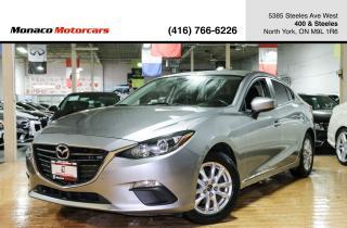Used 2015 Mazda MAZDA3 GX - REMOTESTART|BLUETOOHT|ALLOYS|2SETRIMS for sale in North York, ON