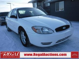 Used 2005 Ford Taurus SE 4D Sedan for sale in Calgary, AB