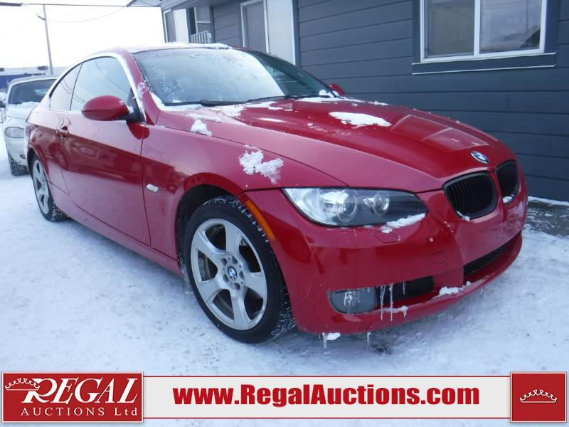 Used 2007 Bmw 3 Series 328xi 2d Coupe Awd For Sale In Calgary