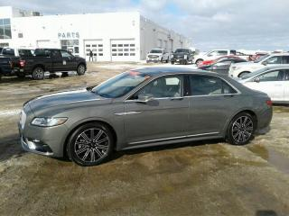 Used 2017 Lincoln Continental Continental for sale in Fredericton, NB