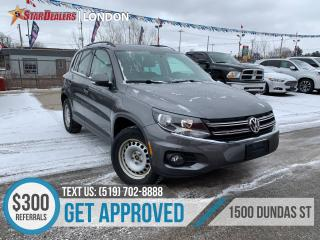 Used 2014 Volkswagen Tiguan Trendline | 1OWNER | AWD | HEATED SEATS for sale in London, ON