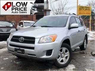 Used 2012 Toyota RAV4 4WD*AllPowerOpti*Alloys*Bluetooth*RoofRack&More! for sale in Toronto, ON