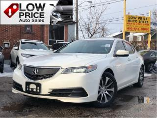 Used 2015 Acura TLX Tech*AllPowerOpti*Navi*Camera*BlindSpot&More! for sale in Toronto, ON